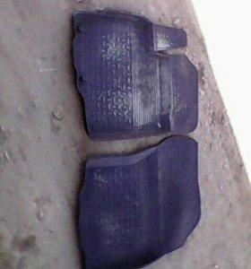 Резиновые коврики на автомашину митцубиси асх