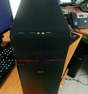 Intel Core i3 3,3 Ггц, 8 Гб DDR3, gtx750ti 2 Гб