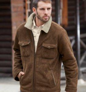 Куртка замшевая мужская Jhon F. Gee