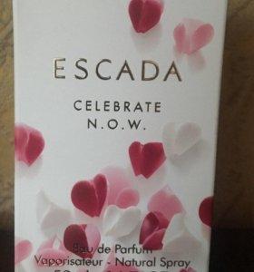 ESCADA celebrate n.o.w