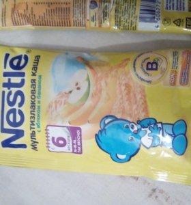 Мультизлаковая каша Nestle
