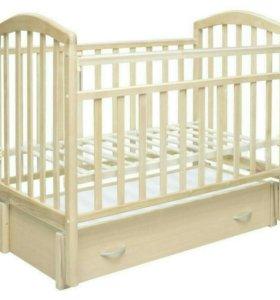 """Детская кроватка """"Антел"""""""