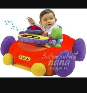 Автомобиль фирмы K's Kids игровой центр