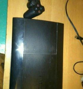 PlayStation3 на 500гб с аксессуарами