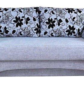 Диван кровать еврокнижка новая мягкая мебель