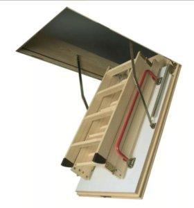 Чердачная лестница Fakro Факро LTK Thermo
