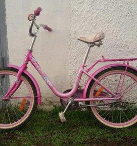 Велосипед для девочки (7-11лет)