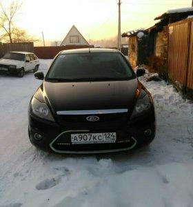Форд фокус-2