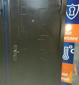 Двери Стальные монолитные