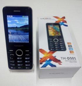 Телефон Texet D301