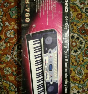 "Синтезатор ""Techno KB-760"""