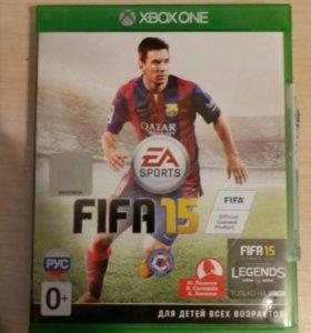 Fifa 15 legends на Xbox one