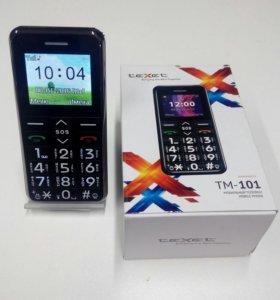 Телефон Texet 101