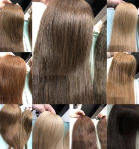 Волосы в наличии для наращивание волос