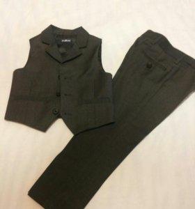 Жилет+брюки Gulliver