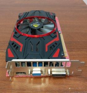 GTX 750ti 2Gb gddr5 Colorful  новая