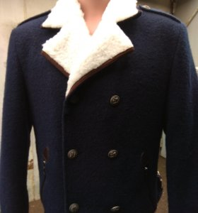 Куртка мужская из драпа
