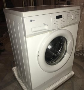 Автоматическая стиральная машина LG