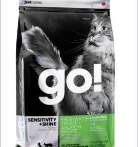 Корм GO для кошек 7,26 кг