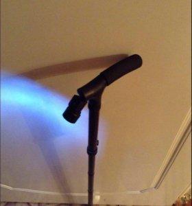Костыль - трость со встроенным  фонариком