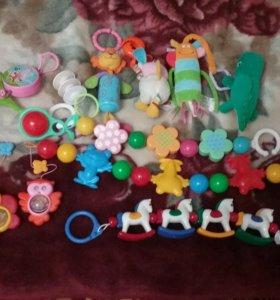 Игрушки детские цена за все