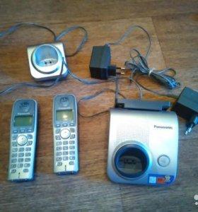 Телефон Panasonic KX-TG7205 RU-S