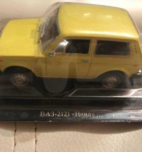«Нива»ВАЗ -2121