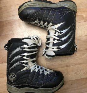 Ботинки BD для сноуборда 36 р.