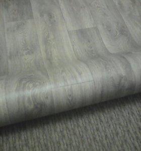 ПродамНовый линолеум ш 2м д 5м под ламинат