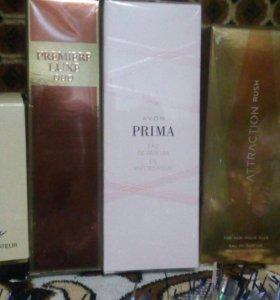 AVON парфюм мужской и женский