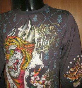 Новый бренд лонгслив/кофта/футболка, р.48-50