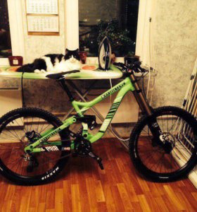 Велосипед Commencal