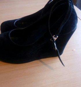 Туфли обмен на порошок