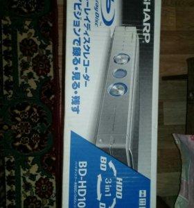 SHARP BD-HD 100