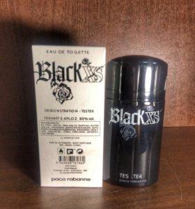 Тестер аналог Paco Rabanne Black XS Man 100 ml