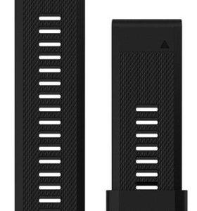 Ремешок Bands22 fenix5 black каучук