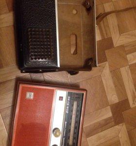 Радиоприёмник вега 402 СССР