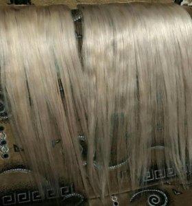 Волосы натуральные (славянские)52см