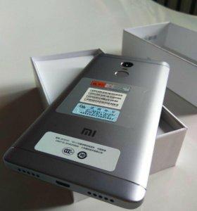 Xiaomi redmi note 4 3/32 gb grey