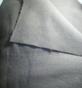 Ткань коричневая 2м50 на 1м50