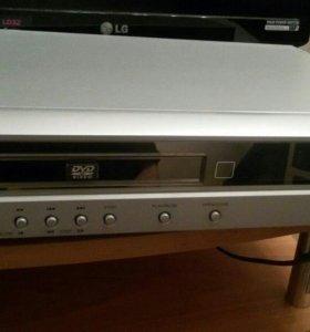 CD/DVD проигрыватель