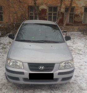 Hyundai Matrix, 2004