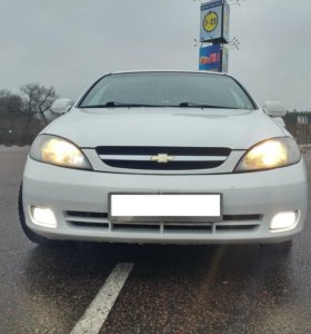 Chevrolet Lacetti 1.6 МТ, 2008, хетчбэк