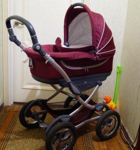 Детская коляска универсальня 2в 1