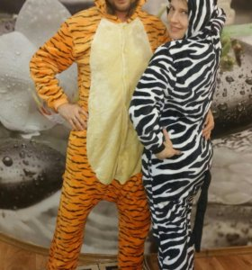 Новогодний костюм, пижама, кигуруми