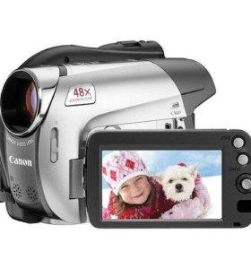 Видеокамера Canon DC 330