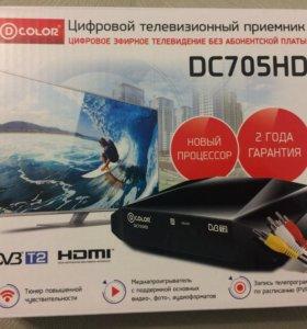 Ресивер цифровой DC705HD
