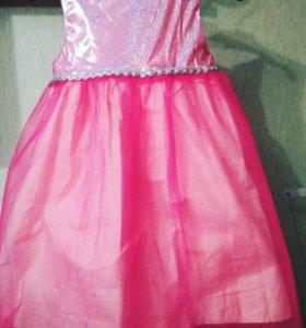 Платье нарядное на новый год