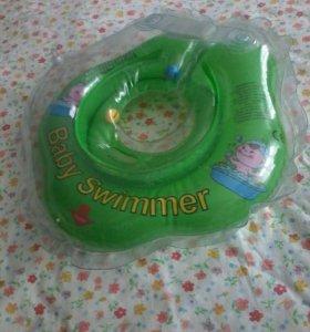 Стульчик, горка ,круг для купания