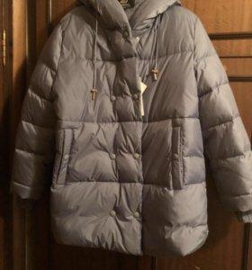 Куртка зимняя ( новая)